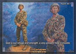 Christian Soldier Image
