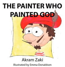 Free Christian Ebook  The Painter Who Painted God By Akram Zaki