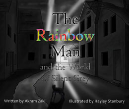 Free Christian Ebook The Rainbow Man By Akram Zaki