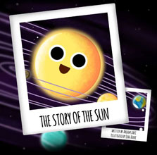 Free Christian Ebook The Story of the Sun By Akram Zaki