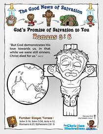 Christian Color in Romans 8 5