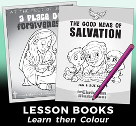 Free Biblical Coloring Books