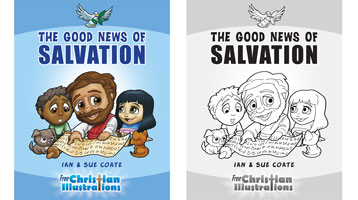 Good News of salvation book by Ian Coate