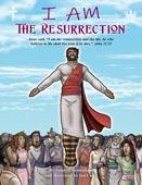 Jesus Christ I AM the Resurrection Book