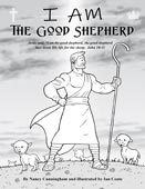 Jesus Christ is the good shepherd