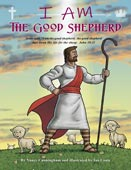 Jesus Christ I AM the Good Shepherd Book
