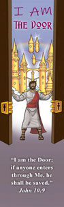 Free Christian Bookmark Jesus Christ